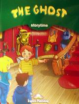 The Ghost, Primary Stage 3: Pupil's Book, Dooley, Jenny, Express Publishing, 2002