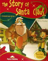 The Story of Santa Claus, Primary Stage 2: Teacher's Edition, Dooley, Jenny, Express Publishing, 2002