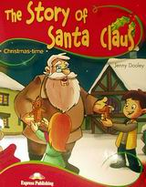 The Story of Santa Claus, Primary Stage 2: Pupil's Book, Dooley, Jenny, Express Publishing, 2002