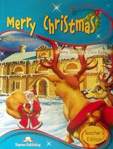 Merry Christmas, Primary Stage 1: Teacher's Edition, Dooley, Jenny, Express Publishing, 2002
