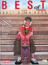 Best of Athens, 282 Reasons for Loving your City, Συλλογικό έργο, Athens Voice, 2004