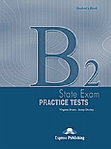 State Exam Practice Test B2: Student's Book, , Evans, Virginia, Express Publishing, 2009