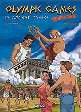 Olympic Games in Ancient Greece in Comic Strips, , Αποστολίδης, Τάσος, Grafo A.E., 2004